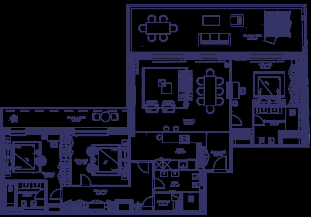 Апартаменти 4A